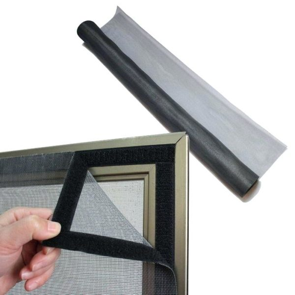velcro fly screen supplier